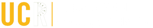 California Digital Newspaper Collection